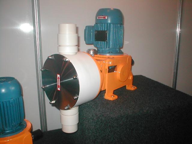 Fábrica de bombas dosadoras de pistão