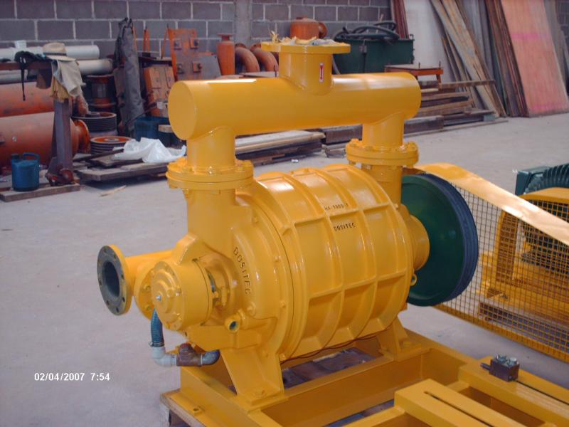 Fabricante bomba de vácuo industrial