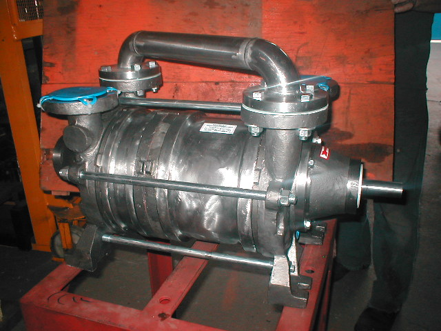 Fornecedor bomba de vácuo para usinas