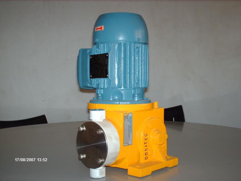 Fornecedor de bombas dosadoras de pistão